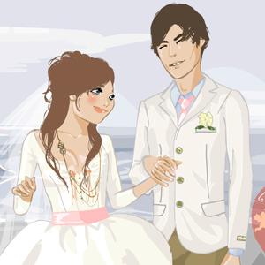 Crea una preciosa boda para esta pareja