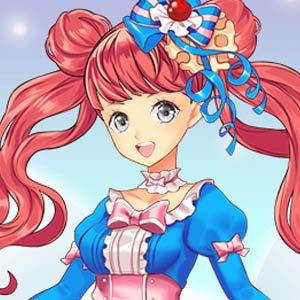 Crea a una adorable chica con ropa anime lolita