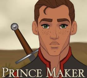 Príncipe Disney muy guapo