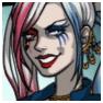Supervillana Harley Quinn