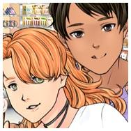 Korra y Asami