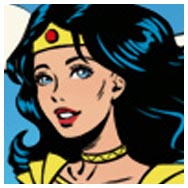 Viste a una super heroína en este juego de vestir para crear a tu personaje original con super poderes, creado por Azalea Games uwu.
