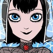Viste a la Vampirita Mavis
